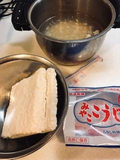 飲む点滴,甘酒の簡単な作り方。ポイントは「温度60度」と「発酵時間を守ること」